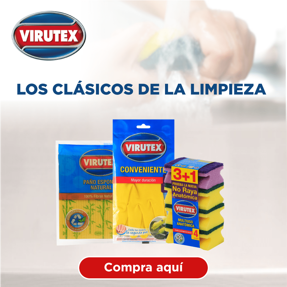 Productos limpieza general virutex